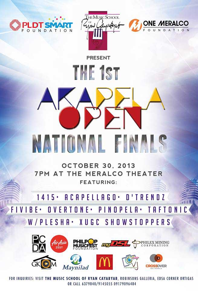 Akapela-Open-final-poster