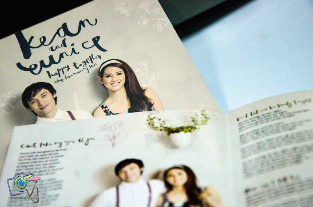 kean and eunice happy together album