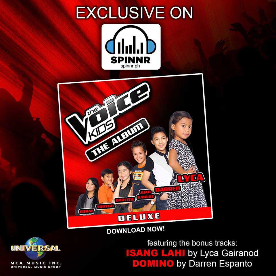 The-Voice-Kids-Album