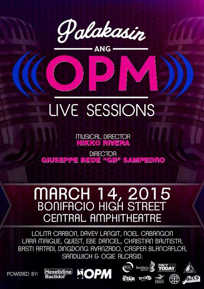 OPM-Live-Sessions