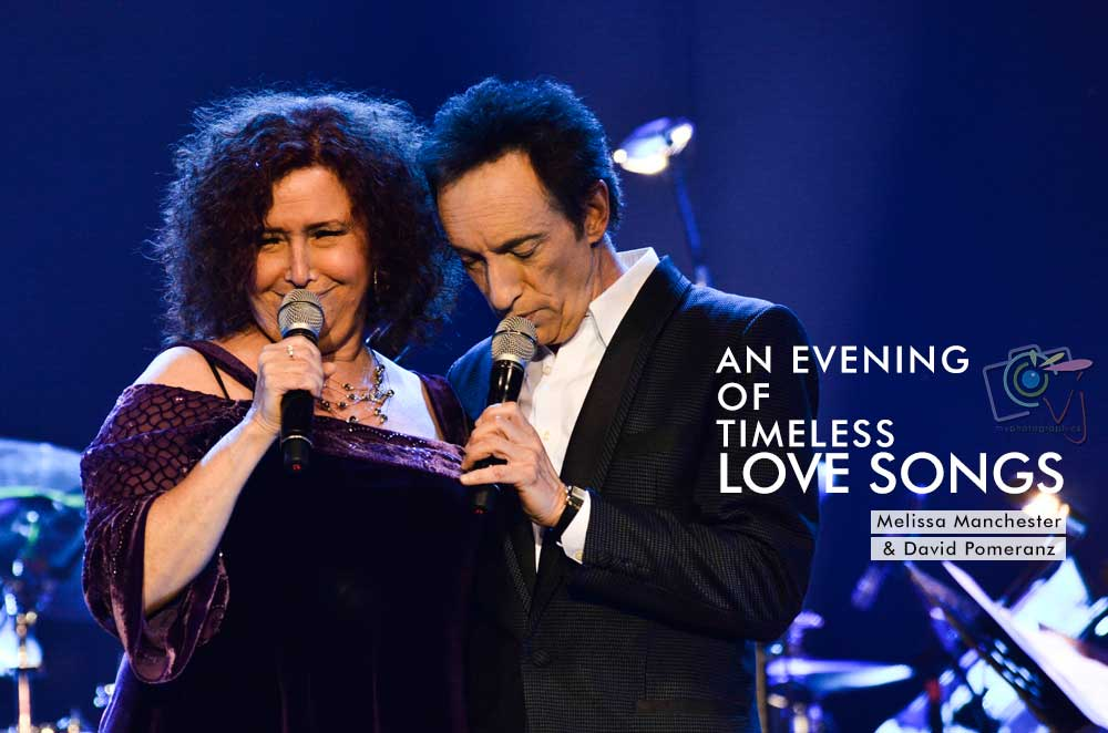 A Nostalgic Night with the Music of Melissa Manchester and David Pomeranz