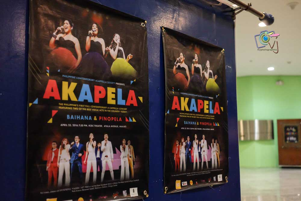 AKAPELA: Our First A Cappella Concert Experience