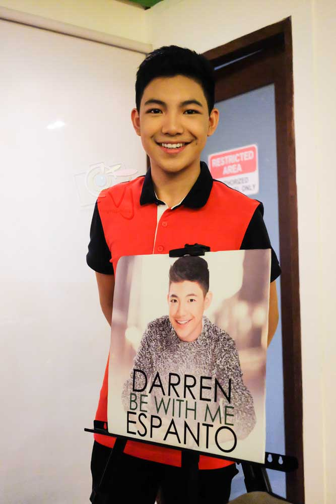 Darren Espanto - Be With Me (3)