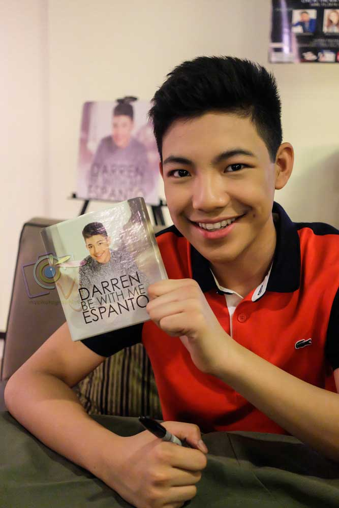 Darren Espanto: 'Be With Me' on My Journey to Music