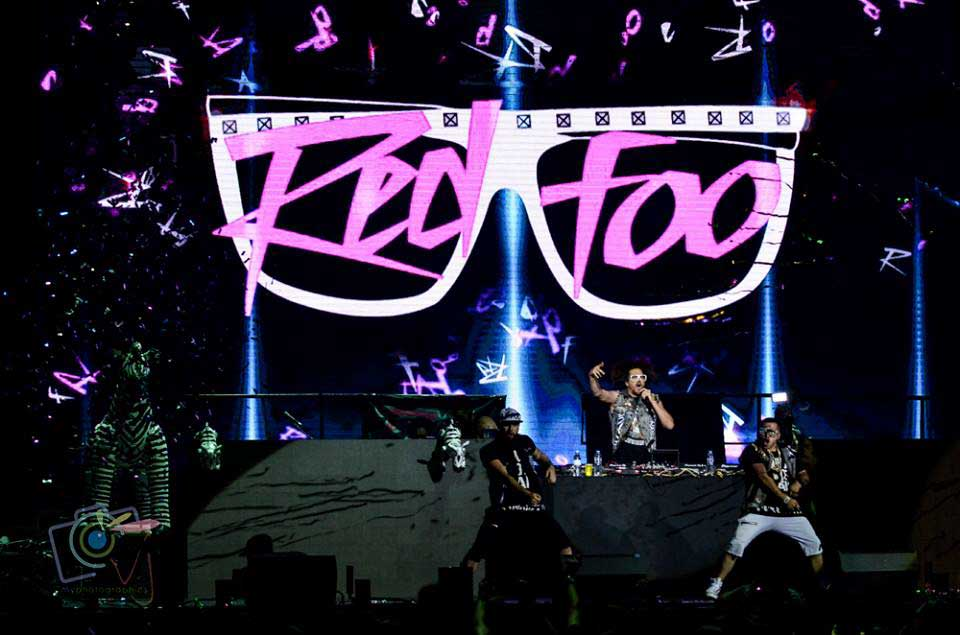 Jason Derulo & Redfoo Live in Manila (2)