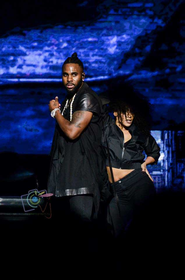 In Photos: Jason Derulo and Redfoo Makes a Concert Party to Remember