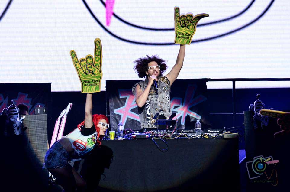 Jason Derulo & Redfoo Live in Manila (6)