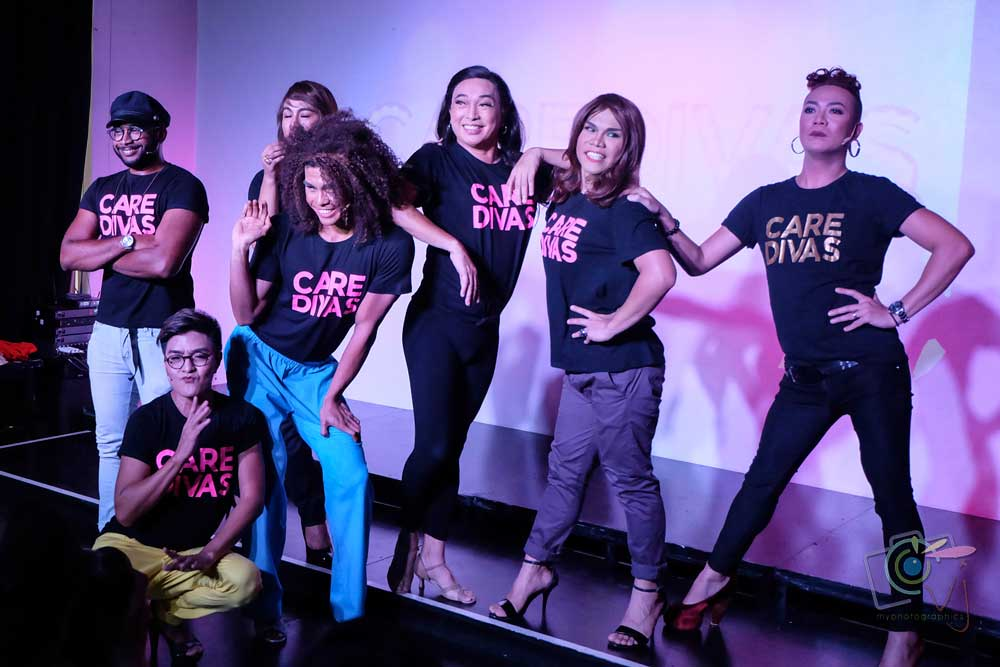 'Care Divas': A Special Run for the New Filipino Heroes