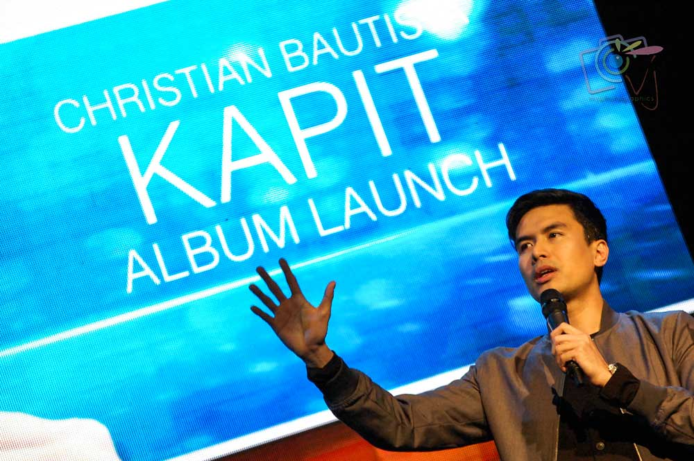Christian Bautista grips relentless ballads on new record 'Kapit'