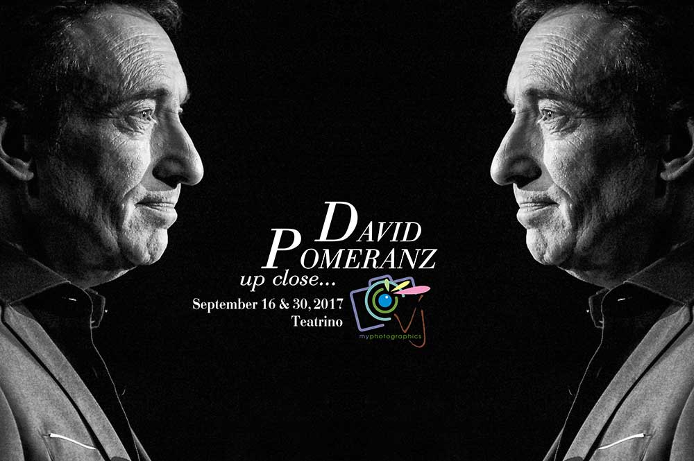 David Pomeranz shares his timeless songs at Teatrino