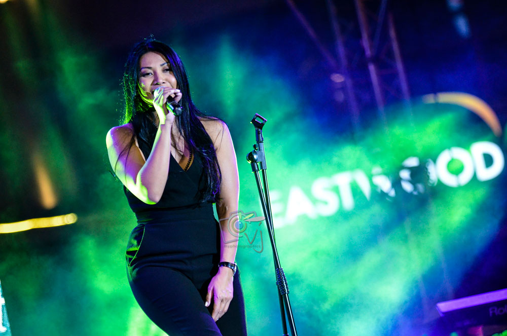 Asian Superstar Anggun Promotes Newest Album '8,' Dazzles Filipino Fans in Manila