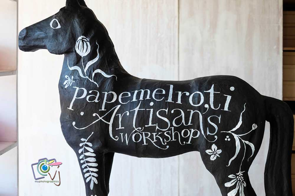 The Papemelroti Artisan's Workshop Launch: How to train yourself to be more creative