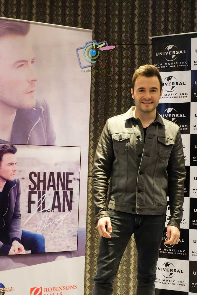 Shane Filan sings famous cover songs in 'Love Always'