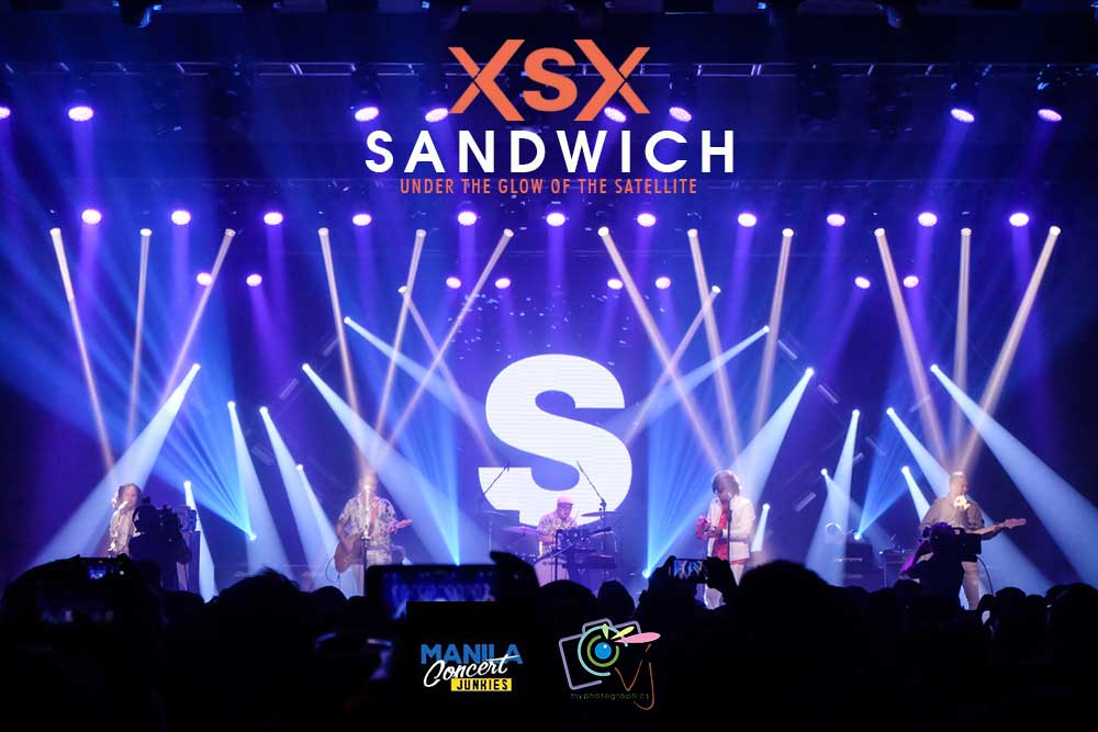 Under the Glow of the Satellite: Sandwich Concert Marks 20 Years