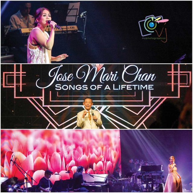 Juris, Jamie Rivera & Jose Mari Chan: Three Generations of Voices In Concert