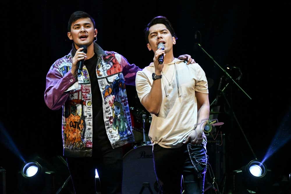 Matteo Guidicelli and Carlo Aquino Bring 'MatteoXCarlo' a Showstopping Repeat