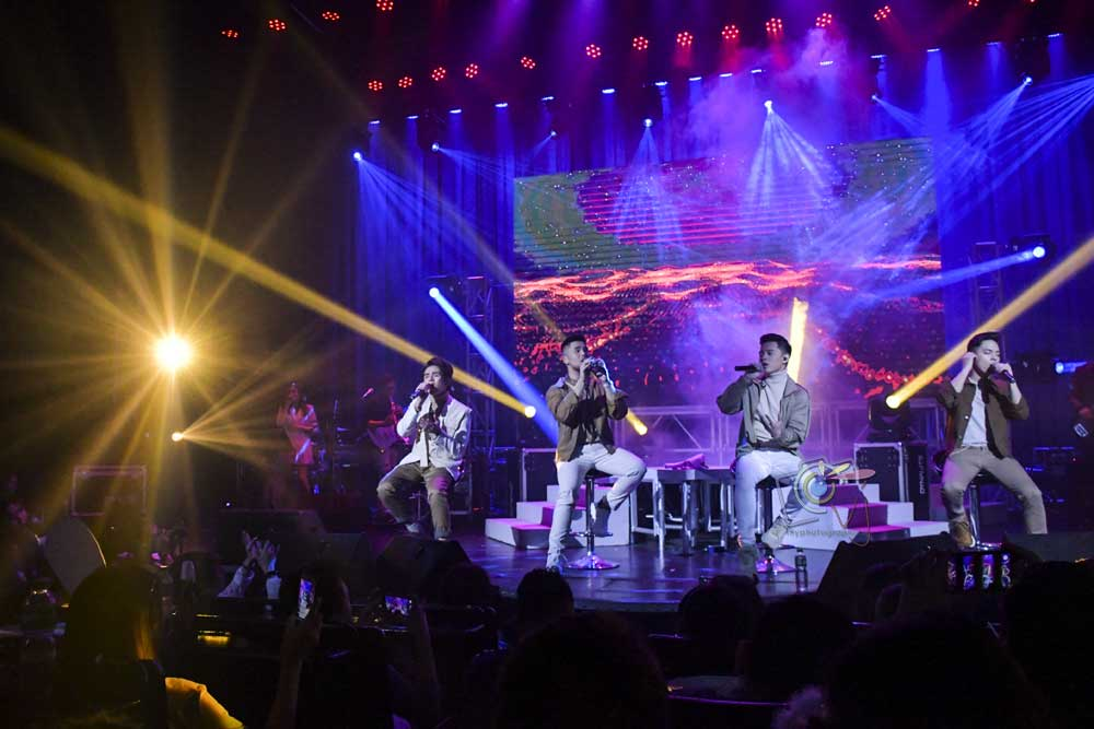 JMKO, Jeremy Glinoga, Miguel Odron, and Sam Mangubat: Rising new male artists headline Song Feels concert